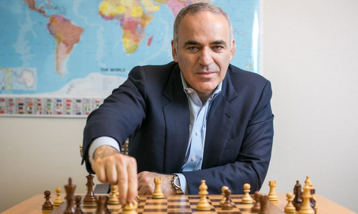 Garry Kasparov - Longest duration as number one