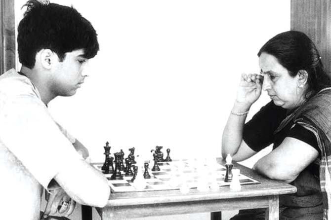 Vishwanathan Anand: The Tiger of Madras - Woochess-Let's chess