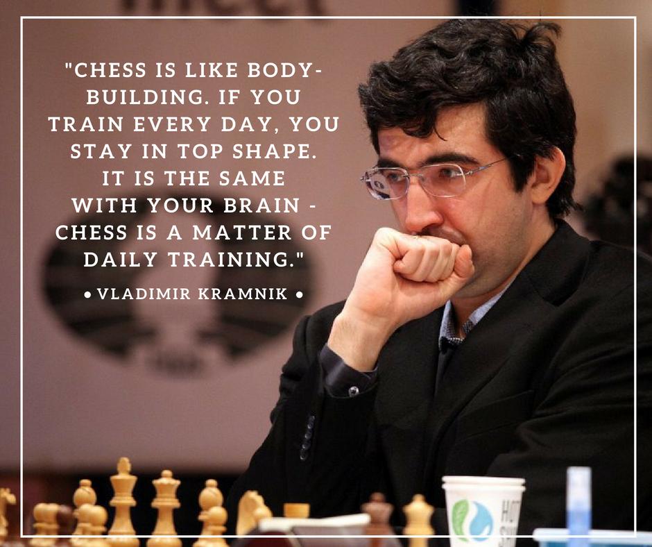 Vladimir Kramnik quotes