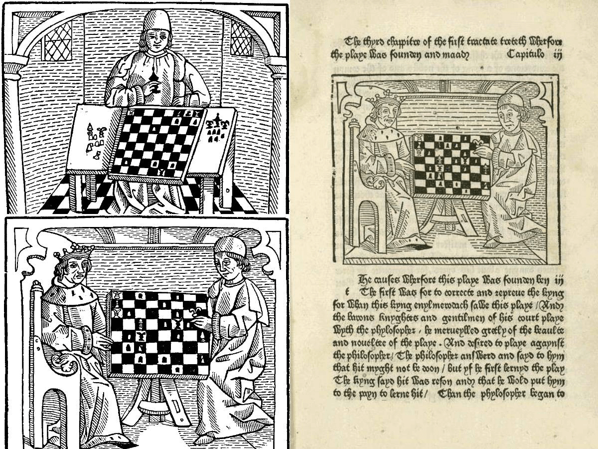 The second English book is about Chess