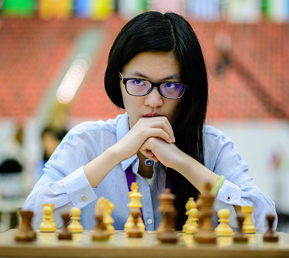 Hou Yifan - The yougest female Grandmaster