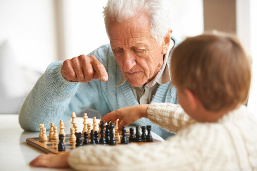Chess helps prevent Alzheimer