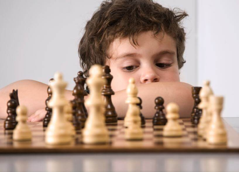 Chess raises your kids IQ
