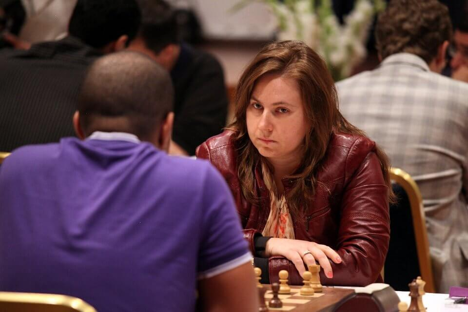Judit Polgar is watching you