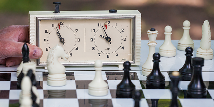 Chess Clock's history