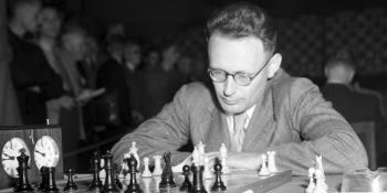 Mikhail Botvinnik's difficult path and  his greatest moves