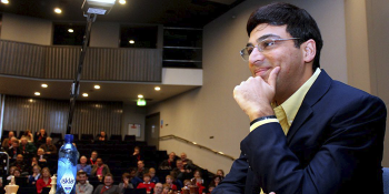 Vishwanathan Anand: The Tiger of Madras