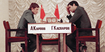 The Greatest Antagonism: Karpov vs. Kasparov