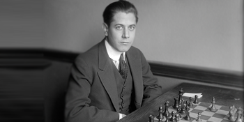 Jose Raul Capablanca: Latin American Chess Treasure
