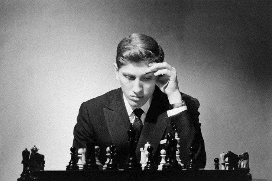 The best games of Bobby Fischer