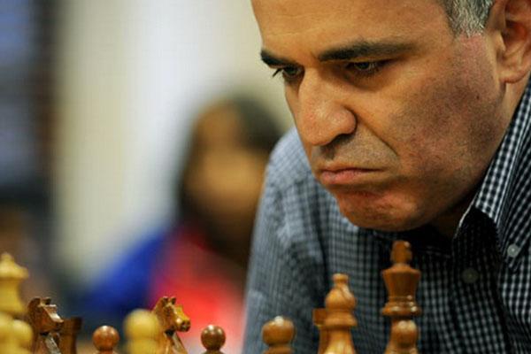 The best games of Garry Kasparov