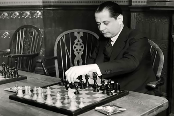 The best Games of Jose Raul Capablanca - Woochess-Let's chess