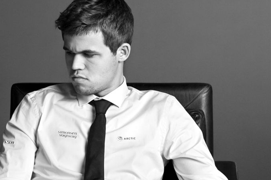 The best games of Magnus Carlsen