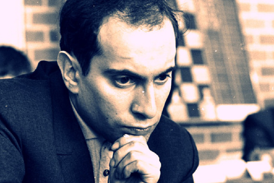 The best games of Mikhail Tal