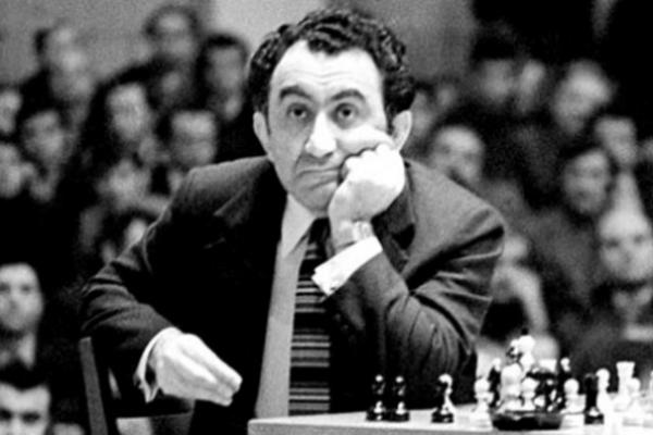 The best games of Tigran V. Petrosian