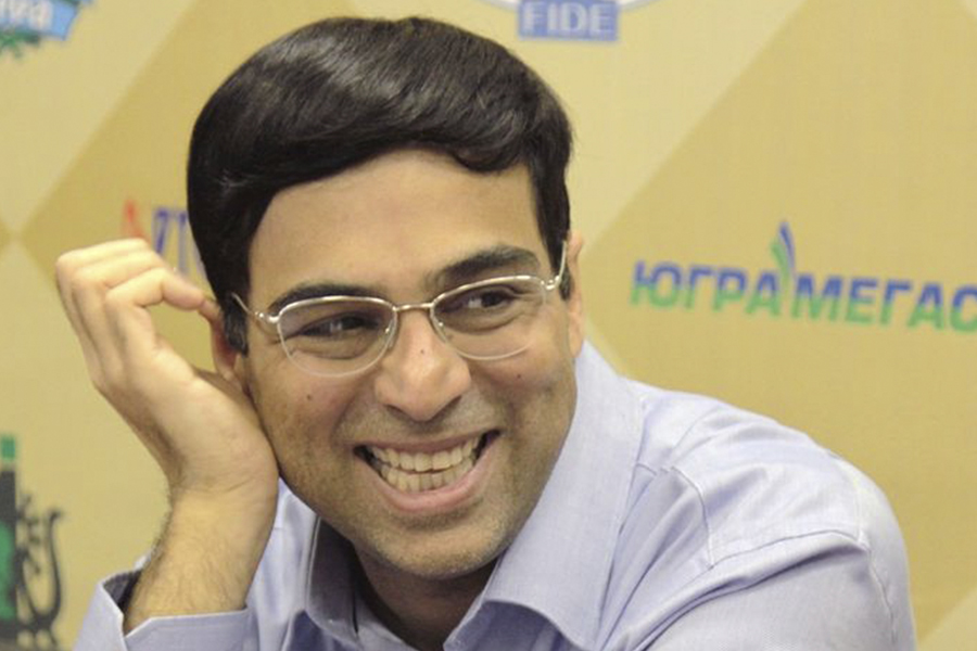 The best games of Viswanathan Anand